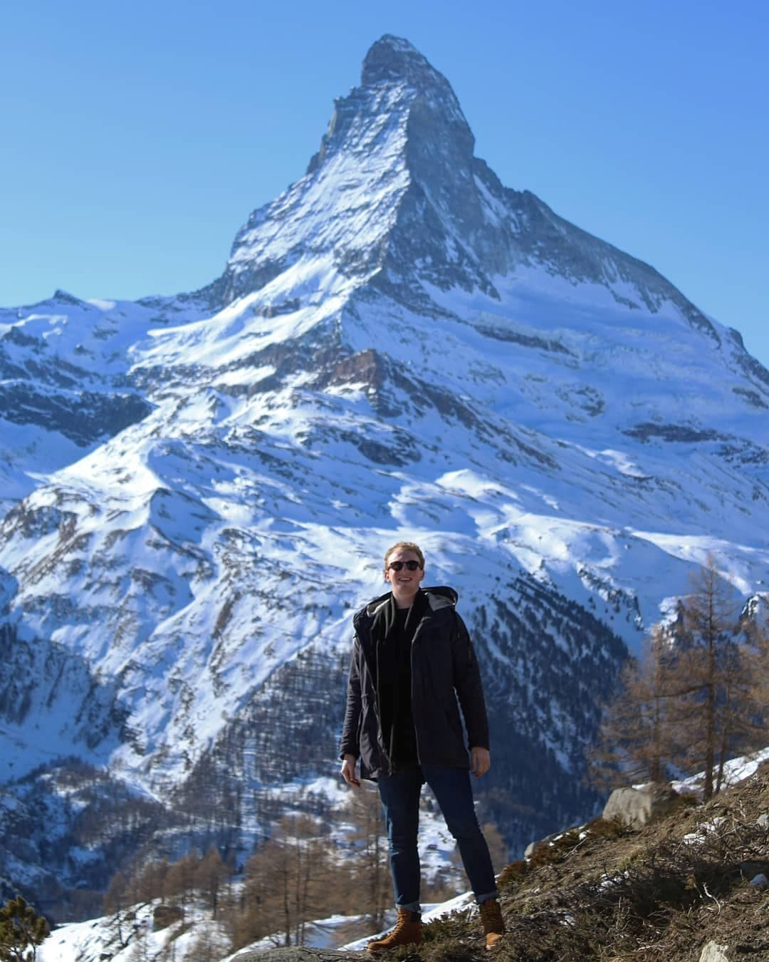 4. 2020. Matterhorn. I love Switzerland and how easy it is to get outdoors and explore.