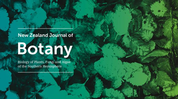 Publish your research in New Zealand Journal of Botany