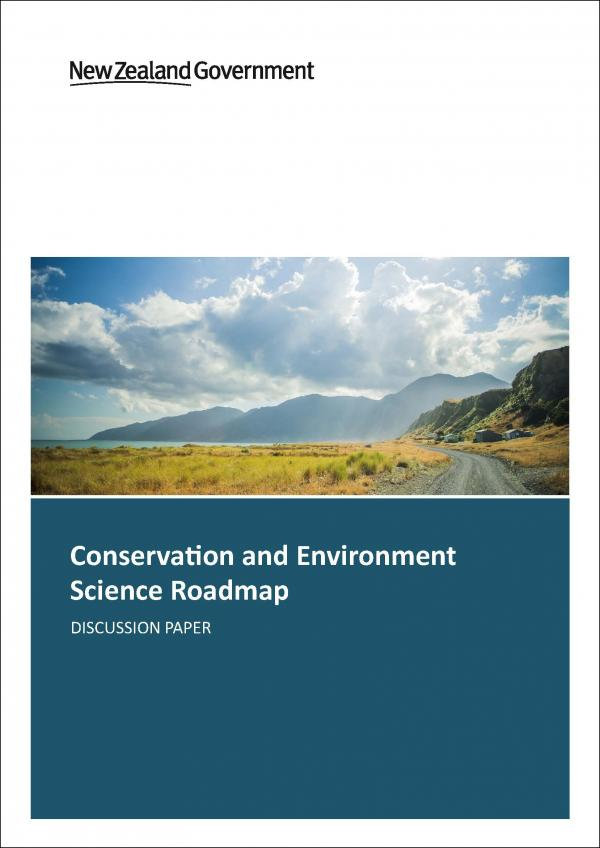 conservation environment science roadmap discussion paper cover border