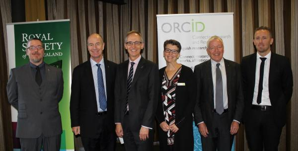 ORCID launch