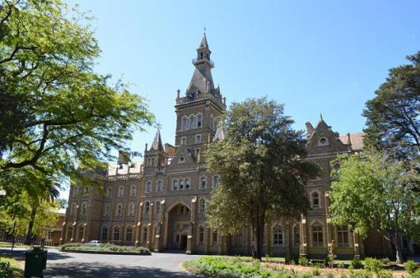 Delegates will stay at Ormond College at the University of Melbourne, which is c